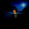 Fluoreszkáló, úszó kés Bahco: 1446-FLOAT