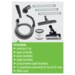 wetCAT 120 RH ipari porszívó száraz/nedves Cleancraft: 7002110