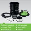 flexCAT 120 VCA porszívó Cleancraft: 7003130