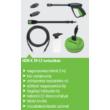 HDR-K 39-12 hidegvizes magasnyomású mosó Cleancraft: 7101391