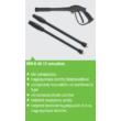 HDR-K 48-15 nagynyomású hidegvízes tisztító Cleancraft: 7101481