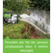 SWP 80 CLEANCRAFT Szennyvíz szivattyú Cleancraft: 7500180