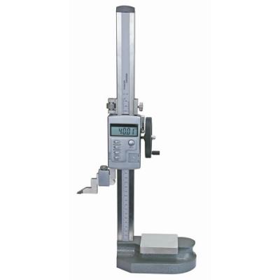 Digitális magasságmérő beállítókerékkel, előrajzoló, 0-300/0,01mm  MIB 72027109