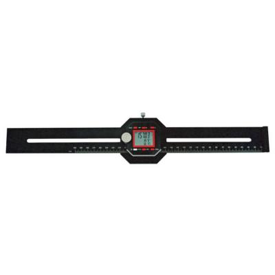 Digitális párhuzamvonalzó  szögmérővel 300/0,01mm  MIB 75057041