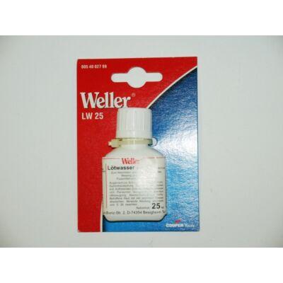 Forrasztóvíz Weller: LW-25 25ml, Kifutó termék,