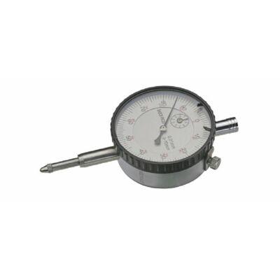 Mérőóra, tűréshatárolókkal fémházas 10/0,01mm befogószár 8 mm MIB: 01023005