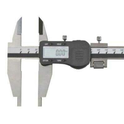 """Digitális precíziós műhely tolómérő mérőcsúccsal és furatmérő pofával 300/90-0,01/0,0005"""" MIB: 02027011"""