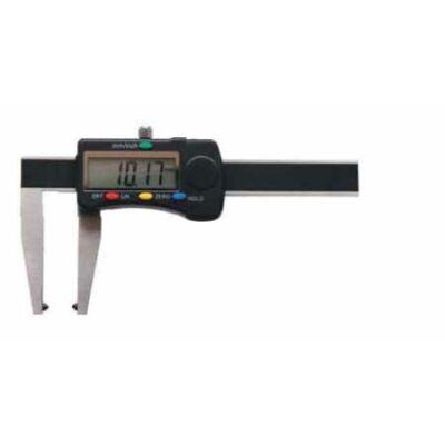 """Digitális féktárcsa tolómérő 0-50mm, leolvasás 0,01mm/0,0005"""", mérőpofa 50mm HOLD MIB: 71007022"""
