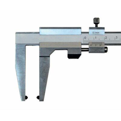 Analóg féktárcsa tolómérő, Mérési tartomány 0-60mm, mérőpofa 80mm: MIB: 71007015