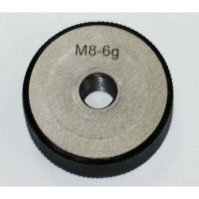 Gyűrűs menetidomszer MIB  M8- 6g megyo.:  MIB: 08088408