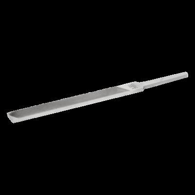Lapos reszelő nyél nélkül, 150x16x4,0 mm, egyes vágat (nagyoló) Bahco: 1-100-06-1-0