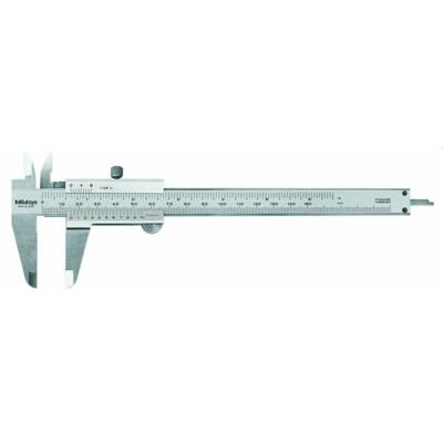 Nóniuszos tolómérő mm/coll 150mm 0,05mm Mitutoyo: 530-104