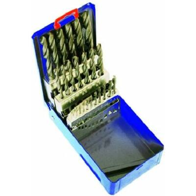 Rövid hengeres csigafúró készlet HSSCo 6-10/0,1mm 41-részes StimZet: StimZet