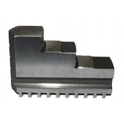 Normál, kemény tokmánypofa készlet, 4 pofás tokmányhoz, TOS 243849 160/4-2/164200/  215000252
