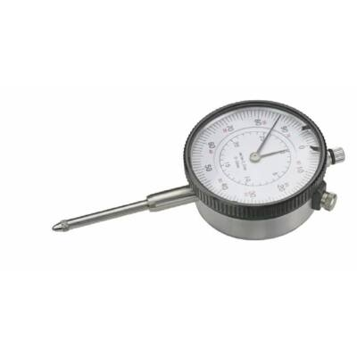 Mérőóra tűréshatárolókkal fémházas 30/0,01mm MIB: 01024005