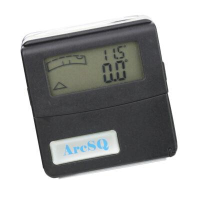 Digitális dőlésmérő mágnestalppal, : MIB: 06071989