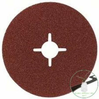 Fíbertárcsa   115x22 Granit fiber P40: GRANIT 50143