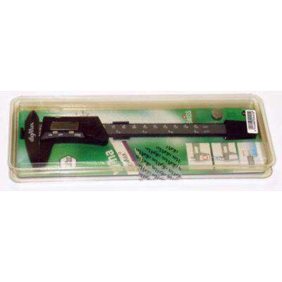 WIHA Digitális tolómérő digiMax®, leolvasás 150/0,01 mm dobozban: 29422