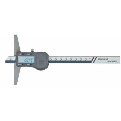 Digitális mélységmérő 300 mm híd 150 mm MIB: 02026013