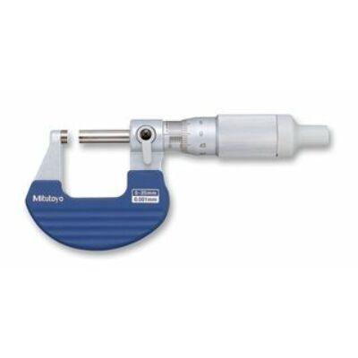 Analóg mikrométer 0-25/0,01mm Mitutoyo: 102-701