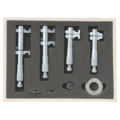 Belső mikrométer készlet alámetszett felületekhez 5-100 mm-ig MIB: 01021098