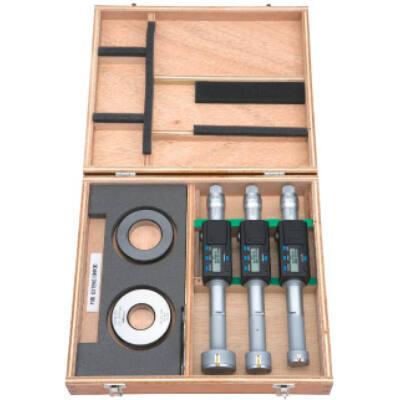 Digimatic furatmérő holtest készlet 25-50 mm Mitutoyo: 468-983