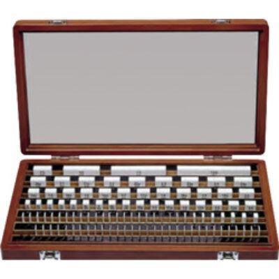 Mérőhasáb készlet osztály: 1, kerámia 87 db Mitutoyo: 516-346-10