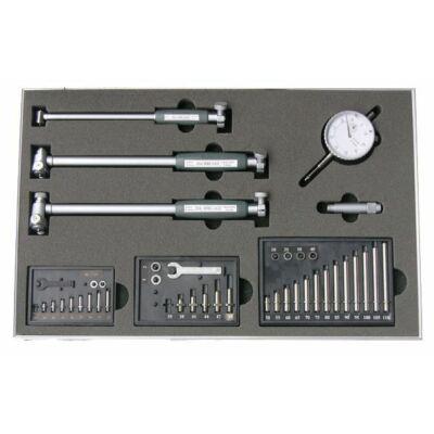 Furatmérő készlet, mérőórával 18-160mm órával 10/0,01mm MIB: 01027171