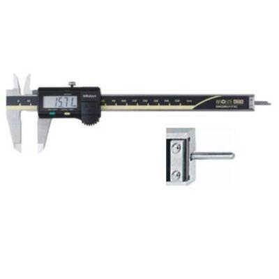 Digitális tolómérő Mitutoyo: 150/0,01mm kerek mélységmérővel d=1,9mm 500-184-30  <font color=red>ÁRA 83 EUR<font color=black>