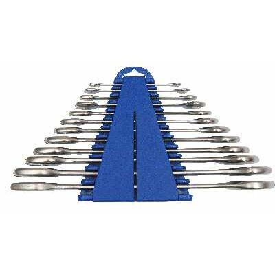 Villáskulcs készlet műanyag tartóban, 12 részes 6X7-30X32 IRIMO: 10-12-H
