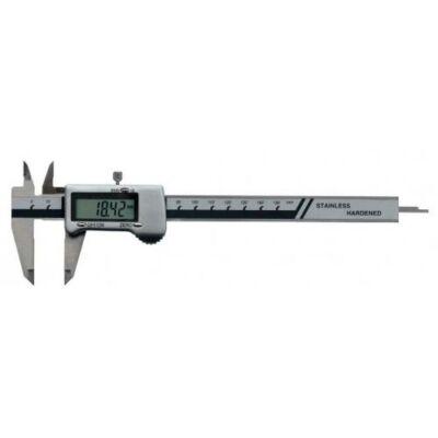 Digitális tolómérő üvegsínnel, HOLD funkcióval DIN 862 150 mm/0,01 mm MIB: 02026240
