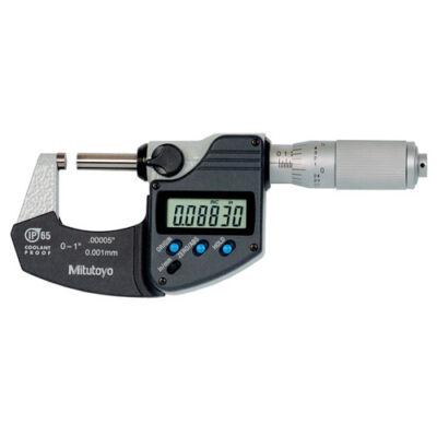 DIGIMATIC mikrométer IP-65 25-50/0,001 Mitutoyo: 293-231-30