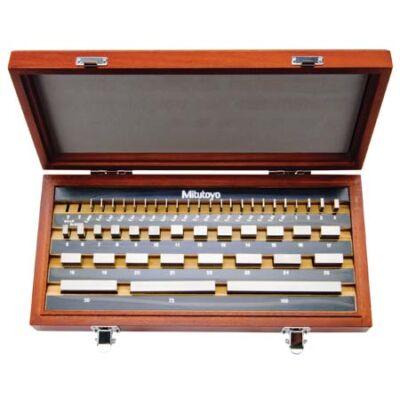 Mérőhasáb készlet, 87db (0) (c) Mitutoyo: 516-946-10