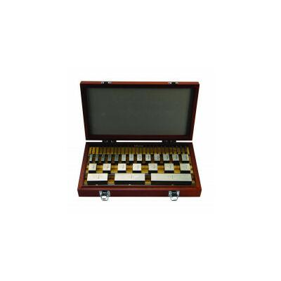 Mérőhasáb készlet, osztály: 0, acél, 47 db Mitutoyo: 516-962-10