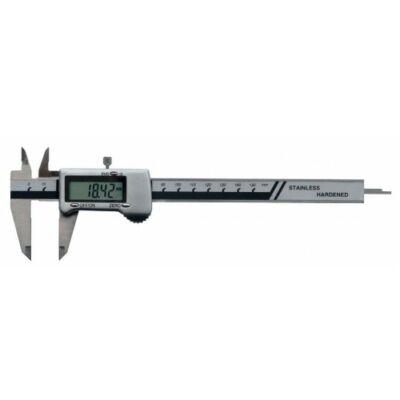 Digitális tolómérő üvegsínnel, HOLD funkcióval DIN 862 200 mm/0,01 mm MIB: 02026241
