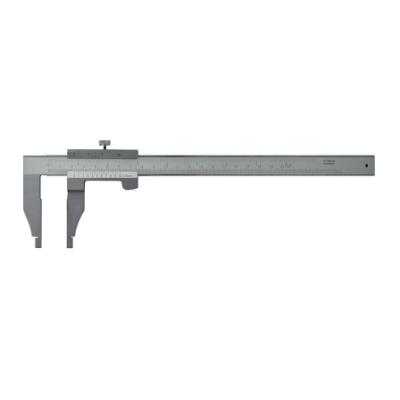 Analóg műhelytolómérő, alsó mérőpofákkal, csavarrögzítéses 200/0,05mm, pofa 60mm MIB 71009014