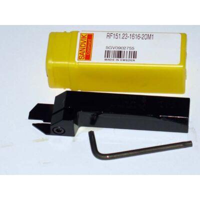 T-Max® Q-Cut száras szerszám leszúráshoz és beszúráshoz Sandvik RF151.23-1616-20M1