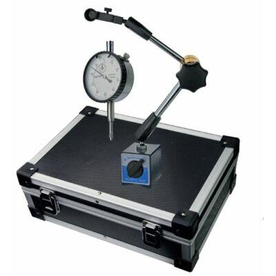 Mérőra 10 mm és kétrészes 340 mm-es állvány (60 kg erő) kofferben MIB: 01005026