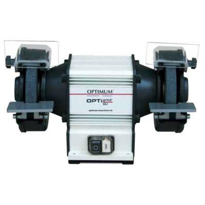 Kombinált csiszológép OPTIpolish GU 18B korongméret: 175x25x32 mm 13 kg 230V/450W,  Optimum: 3101510