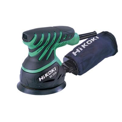 125 mm-es excentercsiszoló fordulatszám szabályozás, hibox HiKOKI: SV13YA-HITBOX