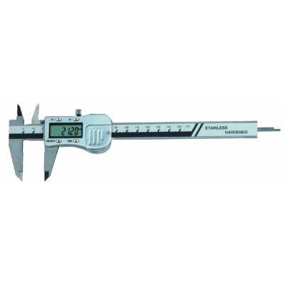 Digitális tolómérő PRESET funkcióval 150 / 0,01 mm MIB 02026245