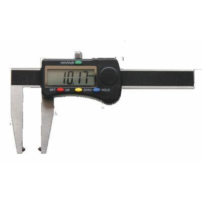 Digitális féktárcsa tolómérő hosszú tapintóval 0-80 mm MIB 01007023