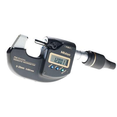 Nagy pontosságú mikrométer 0-25/0,0001 mm Mitutoyo 293-100-10