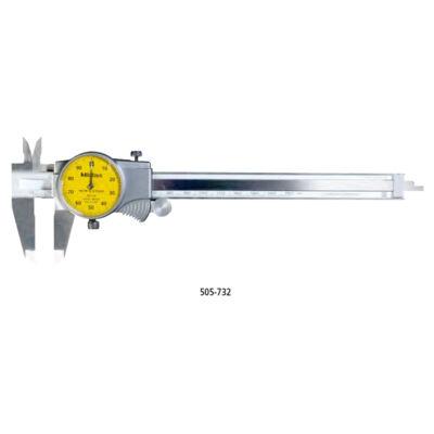 Órás Tolómérő D15FX 150/0,01mm (A) Mitutoyo: 505-732