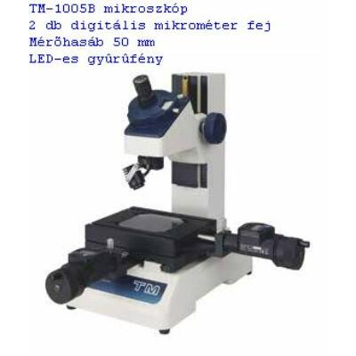 Mikroszkóp készlet Mitutoyo: TM-1005B SET