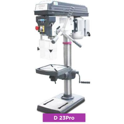 Oszlopos fúrógép OPTIdrill D 23Pro 230V/750W 12 fokozat 670x355x1015 mm 60 kg Optimum: 3003015