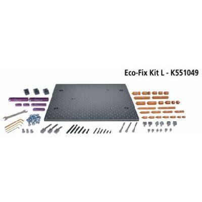 CMM eco-fix S rögzítő készlet 500x500 Mitutoyo: K551549