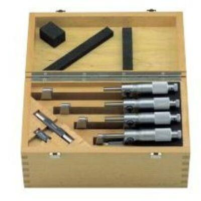 40 SA Kengyeles mikrométer készlet 0-100mmhr: 4134050