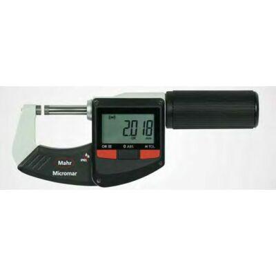 40 EWRi-L Digitális kengyeles mikrométer vezeték nélküli kapcsolat 0-25mm , Mahr: 4157120