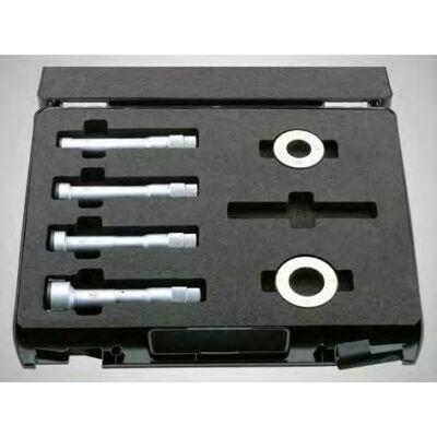 44 AS Önbeálló furatmikrométer készlet (4 db) 20-50mm 25,40mm beállítógyűrűvel Mahr: 4190352